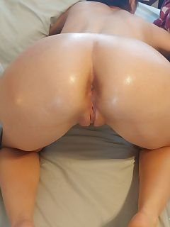 7 oiled up pics